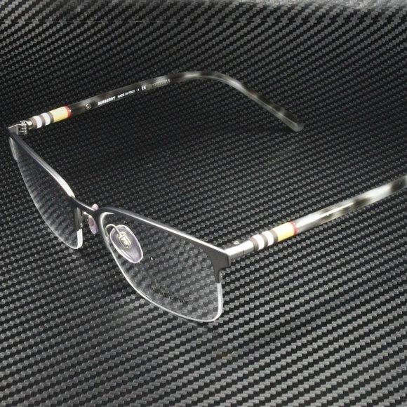 Burberry Matte 54mm Eyeglasses